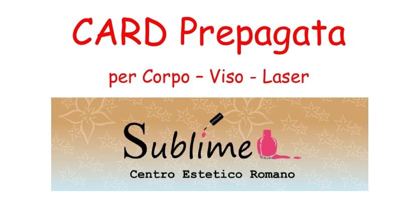 CARD Prepagata